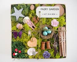 magical fairy garden diy kit fairy gardening pinterest fairy