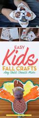 fun u0026 easy fall crafts for kids