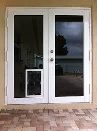 French Door With Pet Door Door Door Literarywondrous Pet For French Images Inspirations