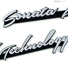 hyundai sonata logo car cursive lettering slogans emblem for hyundai sonata detailkorea