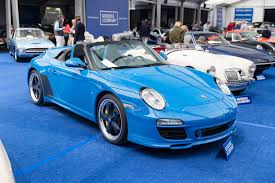 2011 porsche speedster for sale gooding u0026 company on twitter