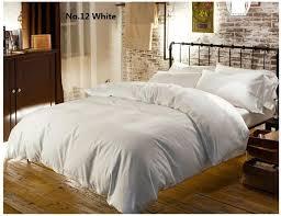 white duvet cover king washed belgian linen 3 piece duvet cover