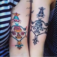 ten gorgeous tarot tattoos