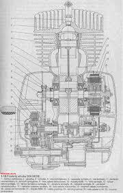 schematy i instrukcje napraw motorowerów motocykli 8