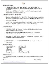 Electronics Engineer Resume Sample by Career Page 8 Scoop It