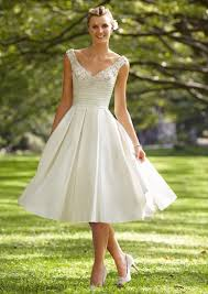 simple knee length wedding dresses 38 best knee length wedding dresses images on