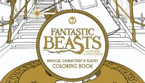 Find Book In Store Barnes And Noble The Magic Of Harry Potter Coloring Books Barnes U0026 Noble Reads