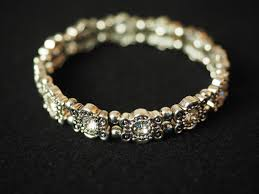 silver bead bangle bracelet images Free images chain bead circle bangle bracelet jewellery jpg