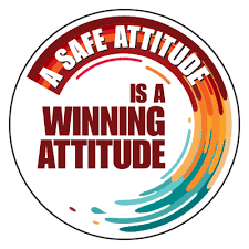 seton hat safety hat labels safe attitude seton
