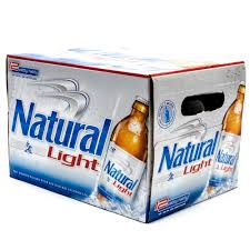 how much alcohol is in natural light beer natural light beer 12oz bottle 12 pack beer wine and liquor