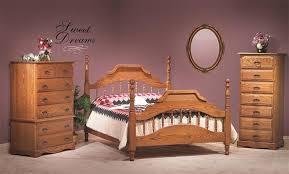 Oak Bed Set American Made Oak Bedroom Furniture