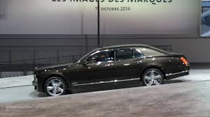 bentley mulsanne speed black update 2015 bentley mulsanne speed shows up at paris motor show