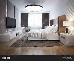 Bedroom With Black Furniture Bright Design Of Contemporary Bedroom Bedroom With White
