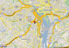 pentagon map map of oakwood metropolitan pentagon city arlington