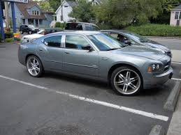 2007 dodge charger sxt dub edition 22 inch rims a photo on