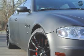 satin black maserati 1 503motoring terrence ross toronto raptors maserati quattroporte matte black savini wheels jpg