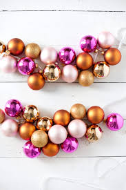 Decorative Garlands Home Five Homemade Holiday Garlands To Make This Season U2014 Including This