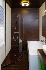 Wood Tile Bathroom by Bathroom Appealing Ideas For Bathroom Decoration Using Mahogany