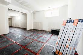 basement flooring options s reno to reveal
