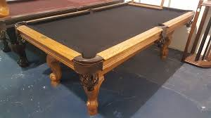 leisure bay pool table used 7 leisure bay used pool table in miami gardens