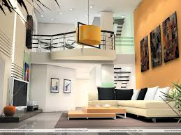 inspiring high ceiling living room design with modern decor and