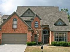 front doors that pop for pale yellow brick homes google search
