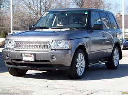 land rover 2007 2007 land rover range rover supercharged in stornoway grey