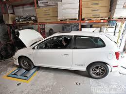 Is The Honda Civic Si Turbo 2003 Honda Civic Si Proving Grounds Modified Magazine