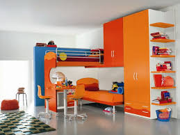 Fascinating Kid Furniture Modern Funny Kids Bedroom Loft Bed - Modern kids room furniture