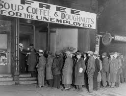 soup kitchen ideas great depression the bleakness of black thursday history dust