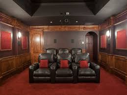 home theater soundproofing traditional home theater with soundproof panels u0026 carpet in