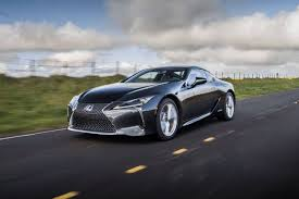 lexus lc fuel economy 2018 lexus lc 500h pricing for sale edmunds