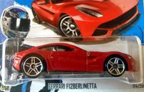 wheels f12 berlinetta f12 berlinetta model cars hobbydb