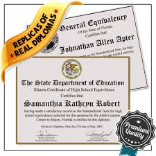 ged template ged diploma template all 50 us states plus canada custom