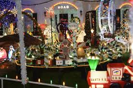when does the great christmas light fight start the great christmas light fight 2015 abc season 3 winners heavy