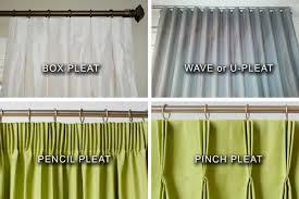 Types Of Curtains Box Pleat Curtains Perth Best Quality U0026 Price Eiffel Box Pleat