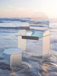 fabricant mobilier de bureau italien collection opalina par la designer italienne cristina celestino pour