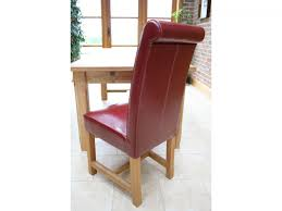 100 red leather dining room chairs high back dining room