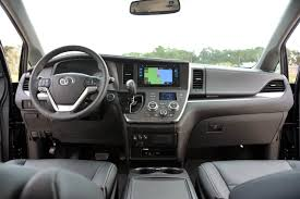 toyota sienna 2016 toyota sienna se test drive review autonation drive