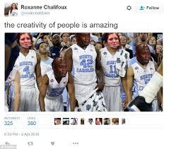 National Sibling Day Meme - sad michael jordan meme erupts on twitter after north carolina