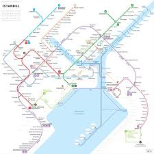 istanbul metro map 25 best maps images on subway map transport
