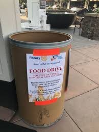 North Bay Fire Report by Community Wide Food Drive Underway To Help North Bay Fire Victims