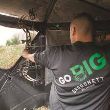 go big with barronett blinds big mike with vents hunting blind