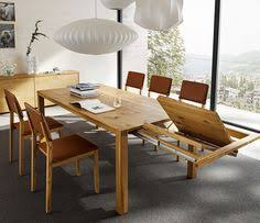 solid wood extendable dining table classic extending dining table from solid wood solid wood