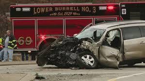 car crash cbs pittsburgh