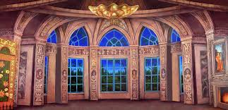 backdrop rentals baroque ballroom scenic stage backdrop rental theatreworld
