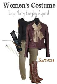 katniss costume diy katniss costume using clothes you can wear again thrifty nw