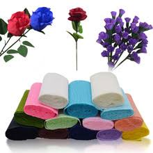 where can i buy crepe paper buy crepe paper flowers and get free shipping on aliexpress