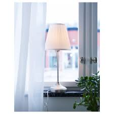 Table Lamp In Dubai årstid Table Lamp Nickel Plated White Ikea