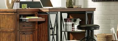 Office Desks For Home Endearing Home Office Desk Furniture Section Small Home Remodel